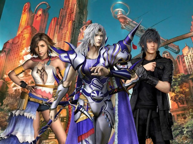 Tutti i personaggi di Final Fantasy più importanti