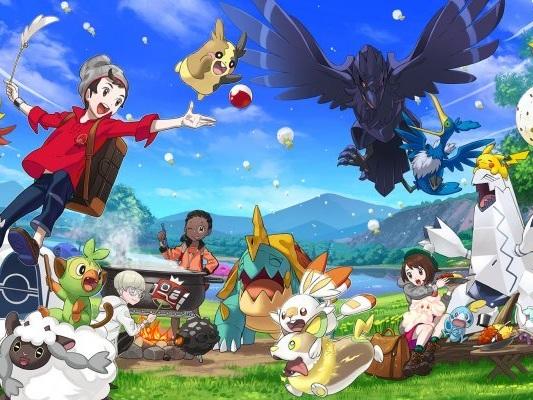 Pokémon Spada e Scudo è l'esclusiva più venduta nel Regno Unito per il 2019, ma sotto Sole e Luna - Notizia - Nintendo Switch