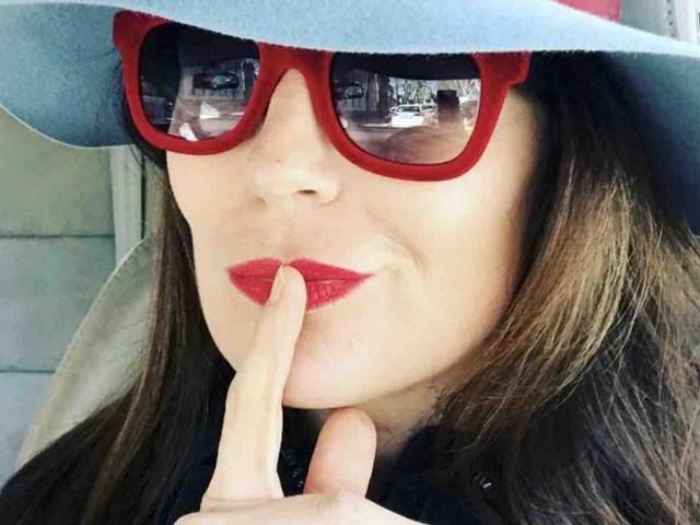 Marina La Rosa contro Fogli a Verissimo: 'Sono per la verità, non per le stupidaggini'