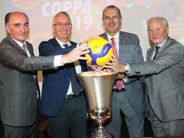 Del Monte® Supercoppa, presentate in Regione le sfide stellari dell'Eurosuole Forum