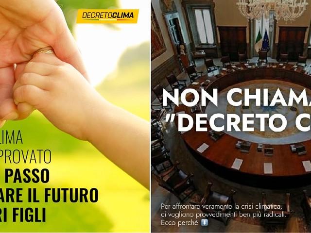 Approvato il Decreto Clima, Costa: «Il primo atto normativo del governo che inaugura il Green New Deal»