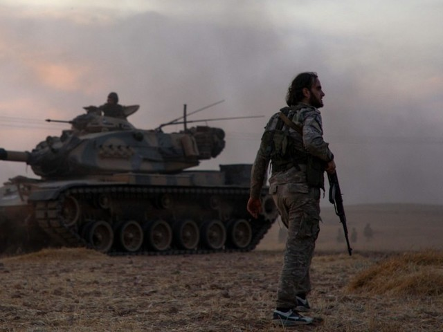 Siria e Turchia verso lo scontro attorno alle Termopili dei curdi