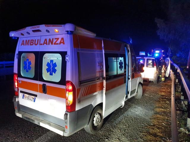 Reggio Calabria, nuovo terribile incidente sulla SS106: un morto [FOTO]