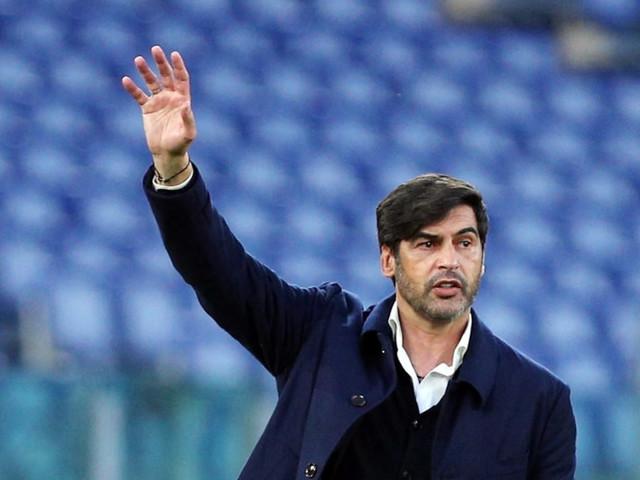 L'annuncio della Roma, Fonseca via a fine stagione