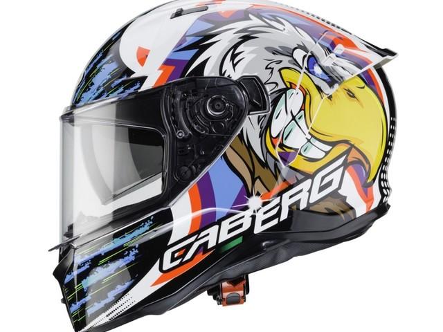 Caberg Avalon: un nuovo casco integrale con un aspetto sportivo