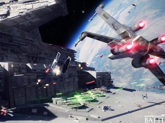 Un trailer mostra la modalità Starfighter Assault di Star Wars: Battlefront II - Video - PS4