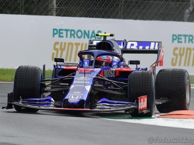 F1, GP Giappone 2019: Naoki Yamamoto sulla Red Bull di Gasly per le prove libere 1