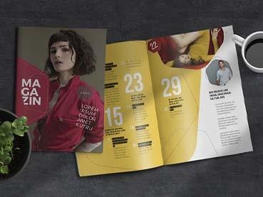30+ Best InDesign Report Templates