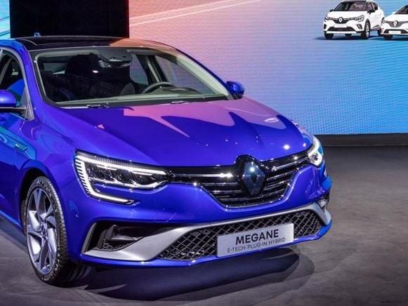 Renault: nuovo logo, gamma elettrificata e arriva la Megane elettrica