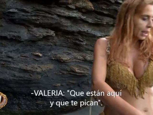 Valeria Marini, intossicazione e attacco di meduse a Supervivientes: cosa sta succedendo