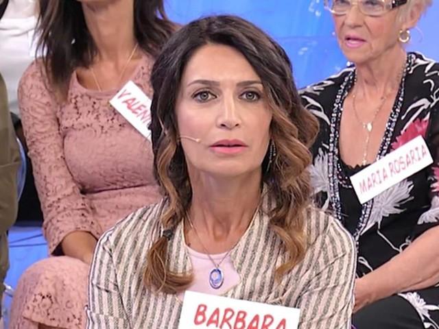 U&D, registrazione del 21 gennaio: Barbara fuori di sé lancia una scarpa contro Marcello