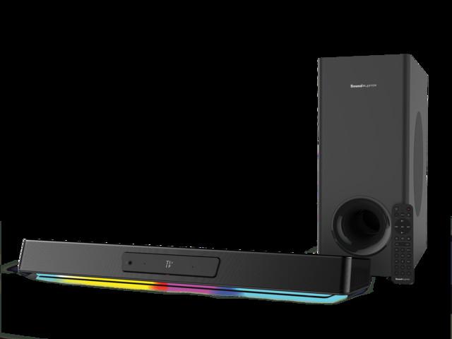 Sound Blaster Katana V2: la soundbar all'avanguardia