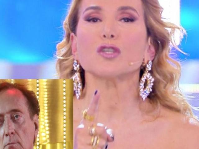 D'Urso contro Goria: 'Sei stato 50 volte nelle mie trasmissioni con la storia di Vera'