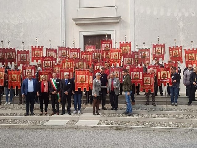 Festa del dono a Cussignacco, premiato anche il vicesindaco Loris Michelini