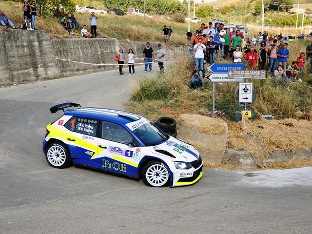 Il 10 e 11 ottobre si corre il Rally Valle del Sosio, ultima prova della Coppa rally di zona