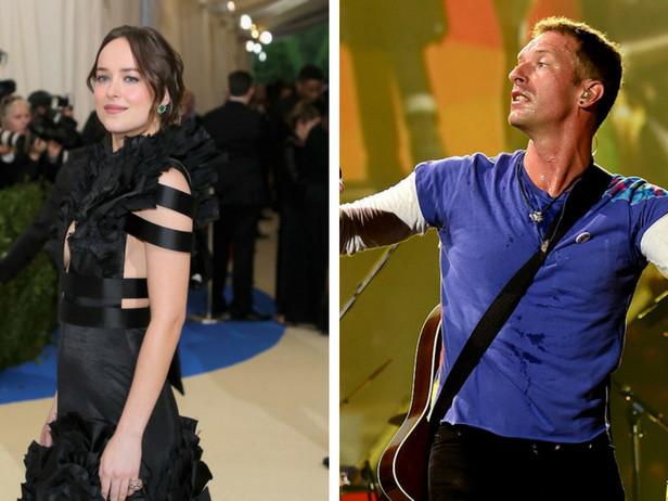 Dakota Jonhson a cena con Chris Martin: nuovo amore in vista?