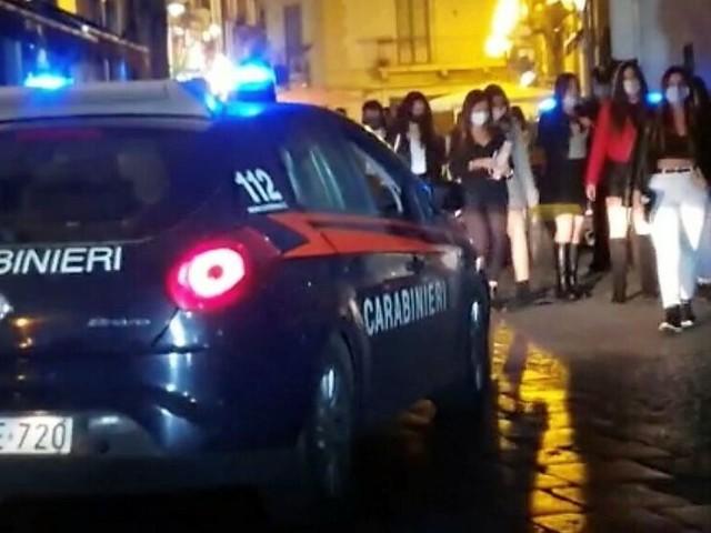 Le ispezioni nelle strade della movida non si fermano: multe per oltre 27mila euro
