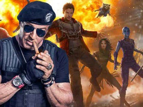 Rivelato il ruolo di Sylvester Stallone in Guardiani della Galassia Vol. 2?