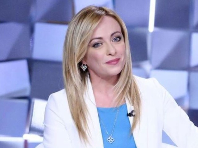 """Verissimo, Giorgia Meloni: """"Non sono omofoba, falso e verificabile"""""""