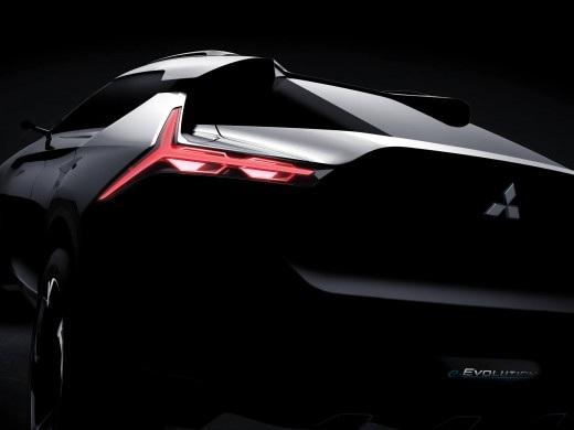 Mitsubishi e-Evolution debutterà a Tokyo