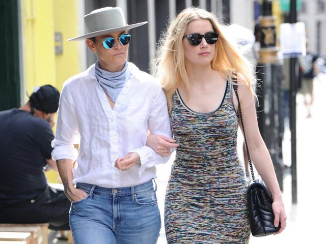 Amber Heard: tutto quello che c'è da sapere sulla sua fidanzata