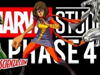 Video: Una, due, tre nuove serie Marvel in arrivo