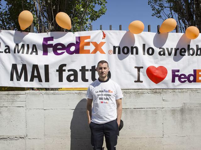 Fedex, il giorno della rabbia
