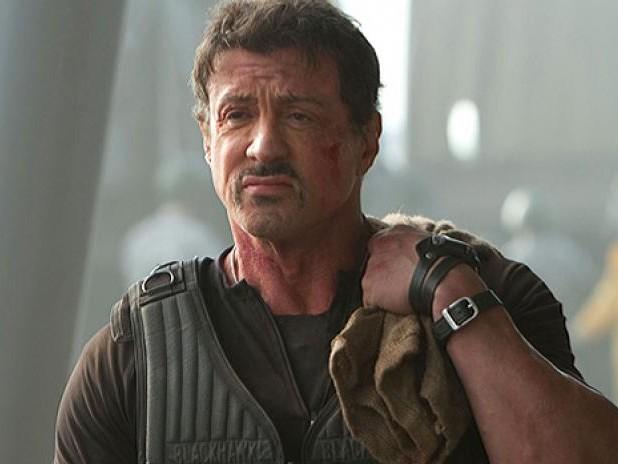 Sylvester Stallone protagonista di un nuovo film di supereroi