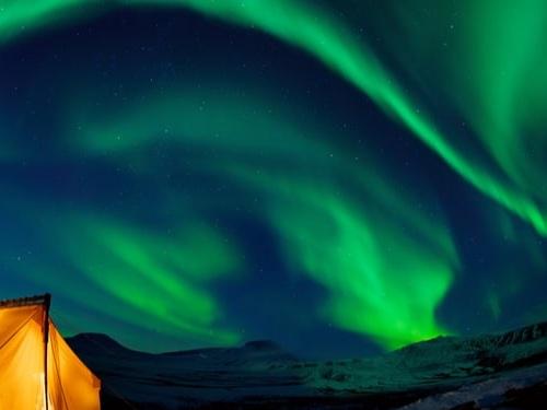 L'Aurora Boreale, dove e quando vederla