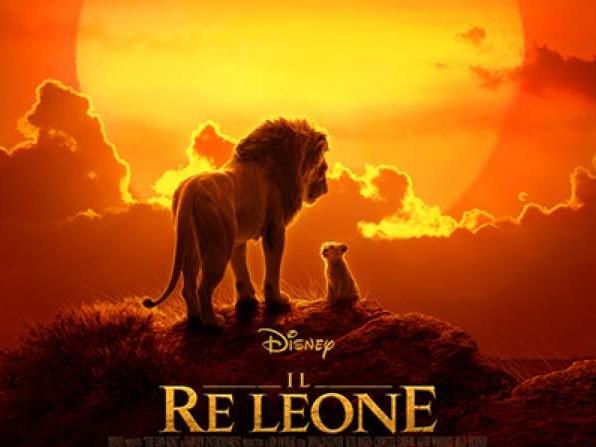 Il Re Leone in vetta alla classifica dei film più visti grazie ad un cast stellare