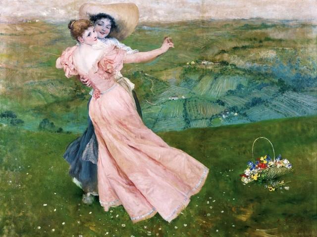 Le donne e l'arte. A Brescia