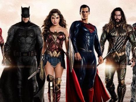 Justice League: nuova foto del dietro le quinte delle scene post-credits
