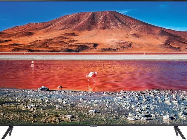 TV LED smart Samsung UE65TU7170UXZT in offerta: da Eurospin al prezzo di 699 euro!