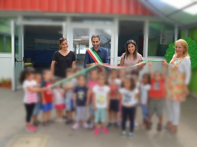 Martin Pescatore, scuola dell'infanzia: al via i lavori di efficientamento energetico