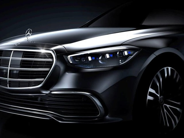 Mercedes-Benz Classe S, l'ultimo grande teaser prima del debutto – VIDEO