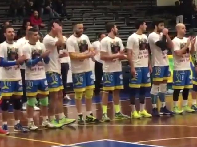 Taranto, Erredi volley ricorda Leogrande e si stringe a Nadia Toffa. Poi vince 3-2 con la Fulgor Tricase Volley maschile serie B, successo tarantino dopo quattro sconfitte consecutive
