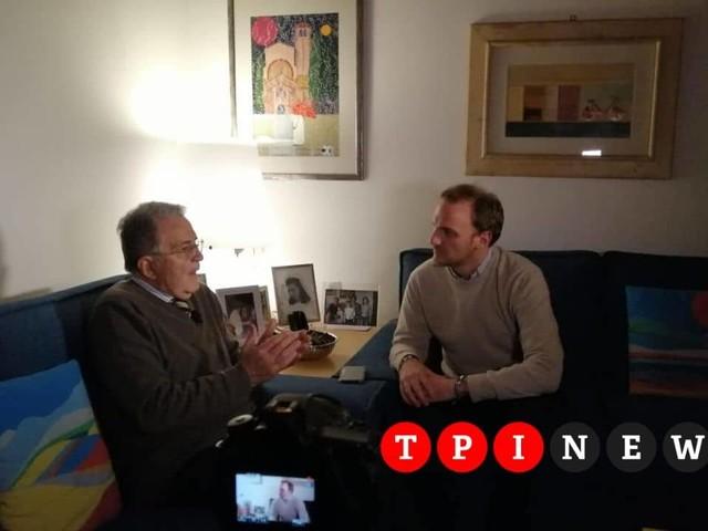 Elezioni Emilia-Romagna, TPI intervista in esclusiva Romano Prodi: l'anteprima | VIDEO