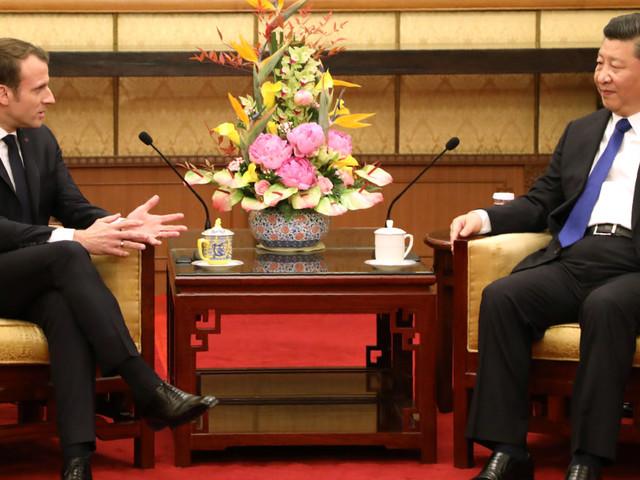 Xi Jinping, parla con me. Macron vuole diventare il primo interlocutore occidentale della Cina