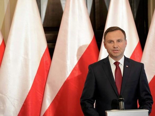 Il presidente della Polonia ha definito tragedia di Volyn pulizia etnica