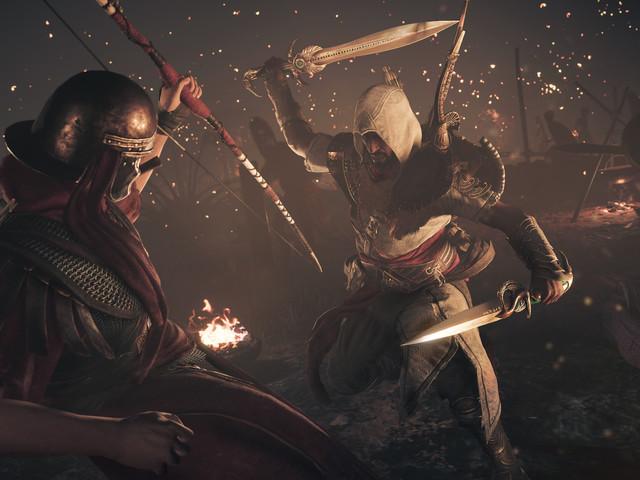 Il primo DLC di Assassin's Creed Origins ha una data