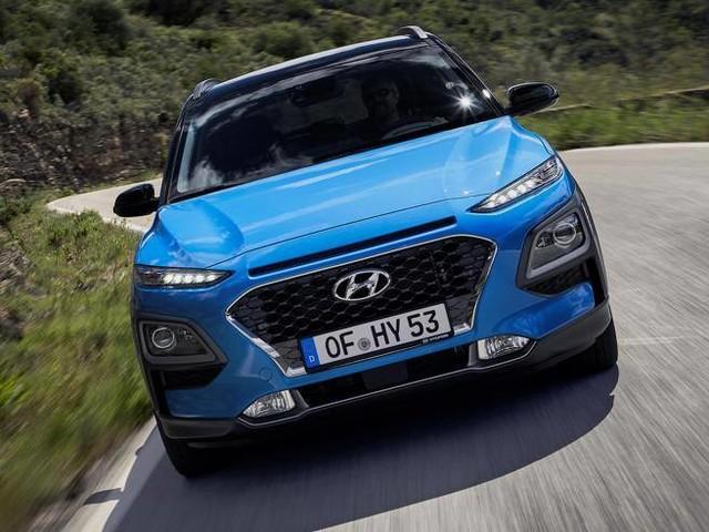 Hyundai: l'upgrade della Kona ibrida