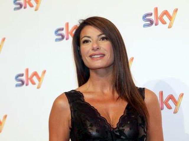 """Ilaria D'Amico: """"Buffon? Ecco le serie tv che guardiamo insieme…"""""""