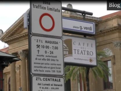 """Altri 23 varchi """"anti furbetti"""" nella Ztl del centro storico di Palermo: multe in tempo reale"""