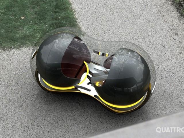 Renault Float - La mobilità futura vista dagli studenti del MA Industrial Design