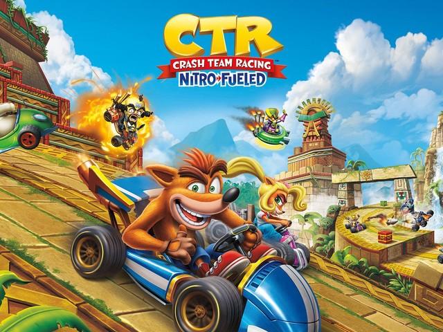 I tempi di caricamento di Crash Team Racing Nitro Fueled sono piuttosto lunghi su Switch