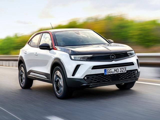 La nuova Mokka è il futuro del marchio Opel