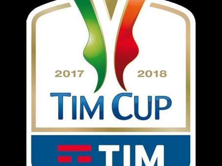 Tim Cup, secondo turno eliminatorio: partite, date e orari