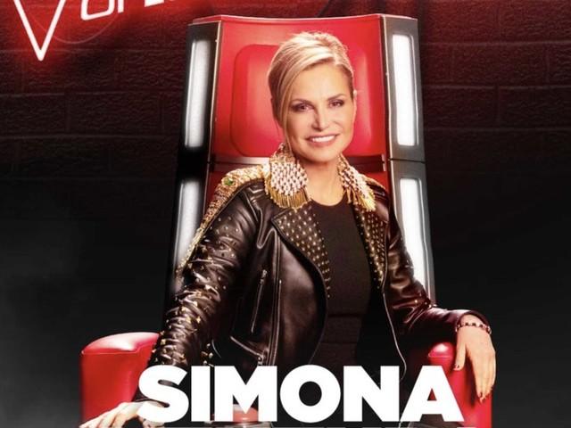 Simona Ventura parla di The Voice, dei nuovi coach e svela quando inizia