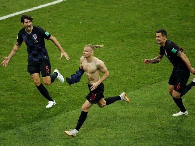 """Mondiali 2018, Vida fa scoppiare un caso diplomatico: """"Gloria all'Ucraina"""""""