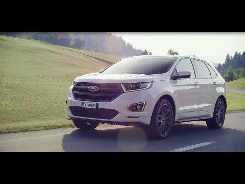 Canzone pubblicità Ford Edge ST LINE Febbraio 2018 prezzo